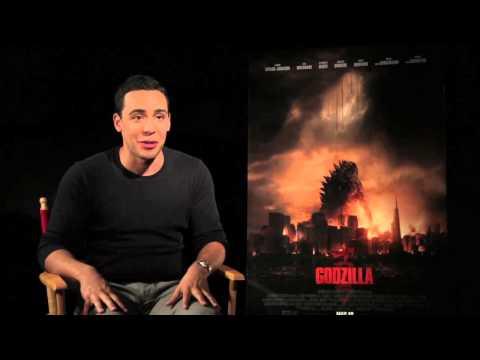 Victor Rasuk on his role in Godzilla