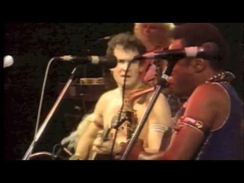 Umbaqanga Music  Juluka  in CapeTown