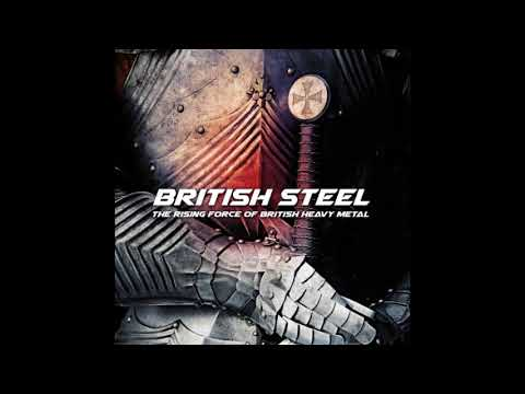 V/A - British Steel: The Rising Force Of British Heavy Metal