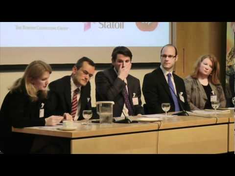 Global Energy Summit 2012 - Building a competitive, secure and clean energy mix (Part 2)