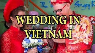 Свадьба русского на вьетнамке. Вьетнам сегодня. Treasure Hunters / Кладоискатели
