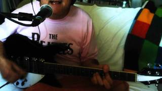 Please Mr. Postman ~ The Marvelettes The Beatles ~ Electric Guitar Cover w/ Rickenfaker®