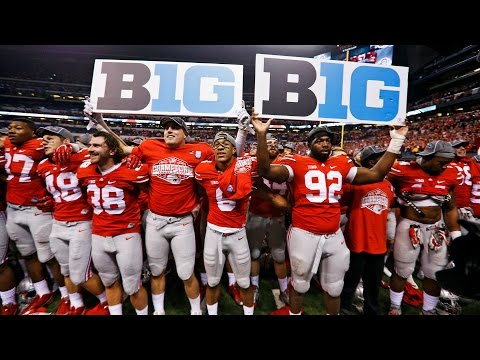 Ohio State Football: Big Ten Championship, Post-Game Celebration