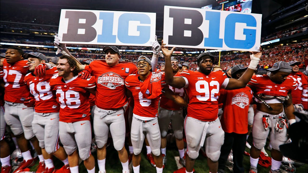 Ohio State Football: Big Ten Championship, Post-Game ...