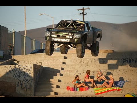 Monster Energy: Ballistic BJ Baldwin Recoil 2 - Unleashed In Ensenada, Mexico
