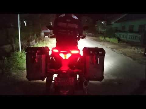 Modifikasi Touring Motor Yamaha Mt25 Agar Nyaman Saat