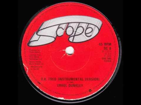 Errol Dunkley - O.K. Fred (Instrumental)