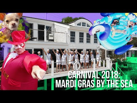 Provincetown Carnival 2018: Mardi Gras By The Sea