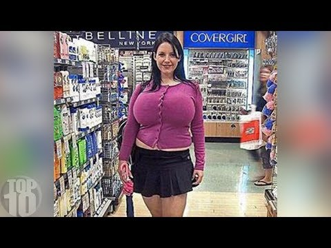 The Most Shocking People Seen In WALMART