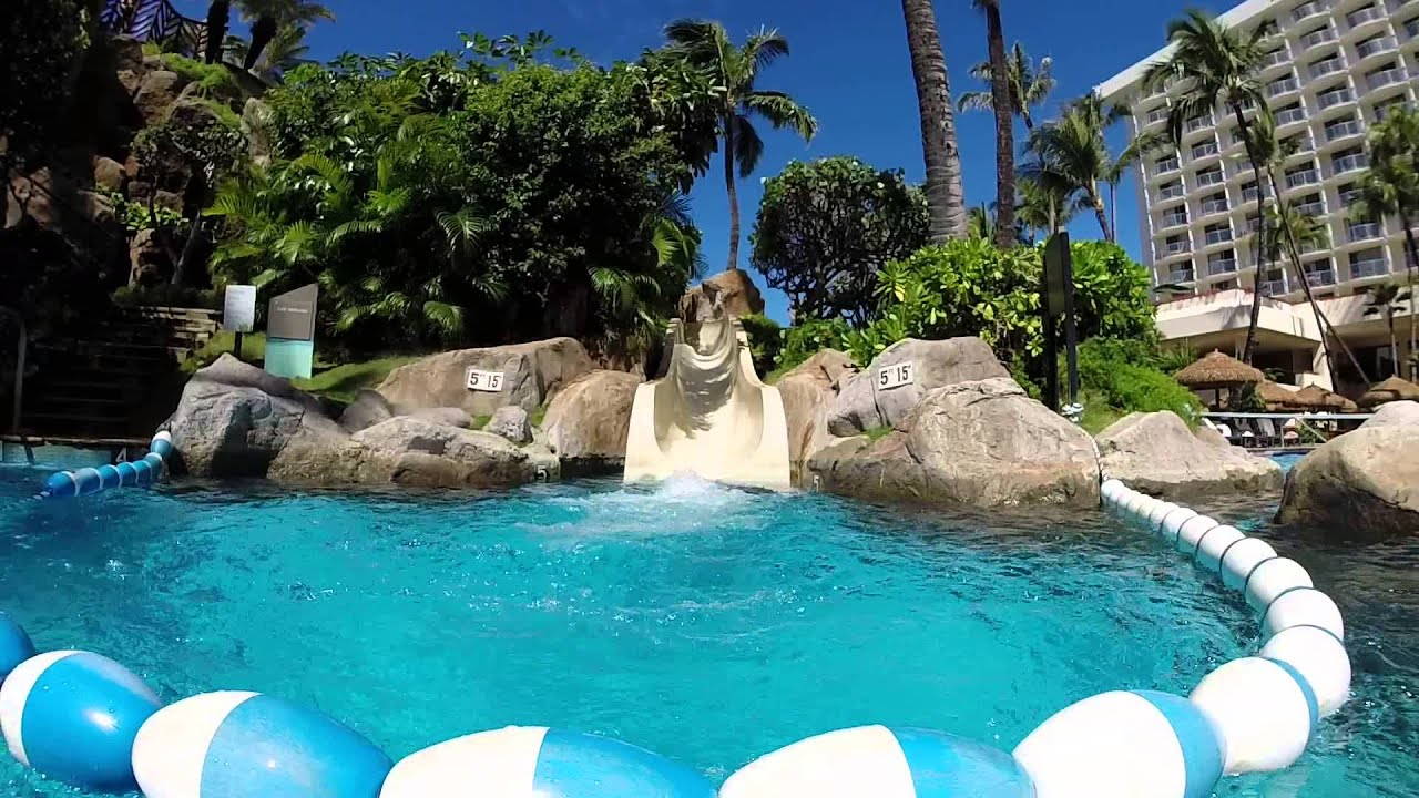 The Westin Maui Resort And Spa Water Park