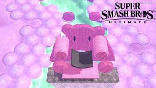 Super Smash Bros Ultimate Stage Builder Test & Build!