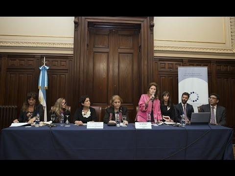 VII Conferencia Nacional de Jueces: panel Protección de los más vulnerables