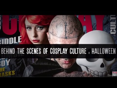 Behind the Scenes of Cosplay Culture Cover Shoot