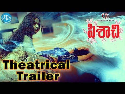 Pisachi Horror Movie Theatrical Trailer - Naga | Prayaga Martin | Radharavi