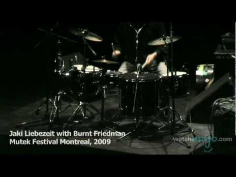Interview with drummer Jaki Liebezeit