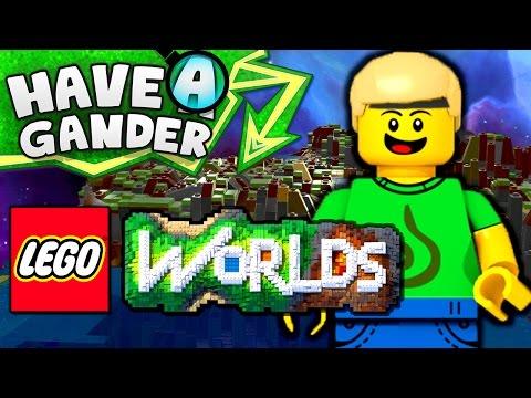 LEGO Worlds: Dicks Everywhere! (Have A Gander)  