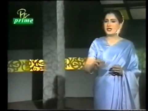 Naheed Akhtar   Tha Yakeen Ke Aayengi Yeh Raatan Kabhi   Org Audio   Ptv Live