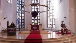 Vorabendmesse 04.04.2020, Herz-Jesu Kirche Alt-Oberhausen