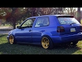 VW Golf GTI Gold Wheels || Owner Review!