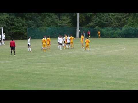 20160924 AFC vs Athens U19b