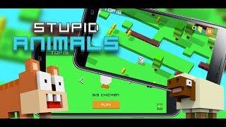 Stupid animals - Game 3D