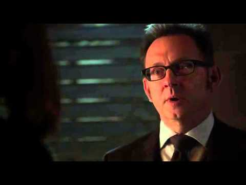 Person of Interest - Finch's theory of how Root talks to the Machine