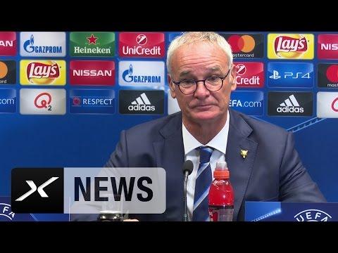 "Claudio Ranieri: ""CL-Hymne hat Riyad Mahrez aufgeweckt"" | Leicester City | Champions League"
