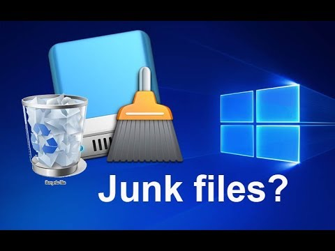 How to clean junk files - Tagalog