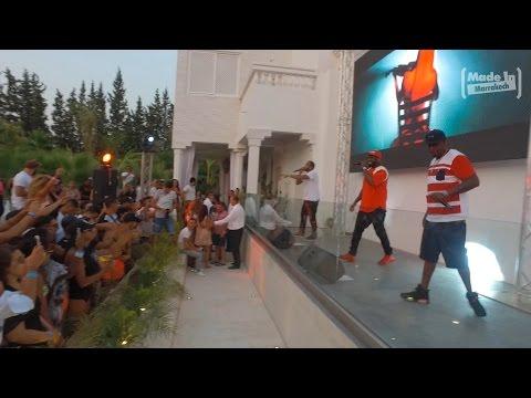 Showcase 50cent & G Unit @ Fiesta Beach Marrakech by Made in Marrakech