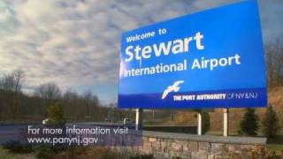 Stewart International - Your Hometown Airport Video (2009) (Port Authority of NY & NJ)