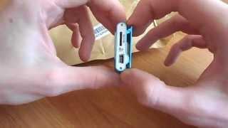 Копия iPod Shuffle Дешевый MP3 плеер из Китая