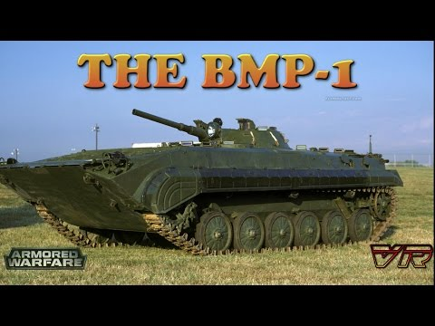 Armored Warfare [Ep.4]: THE BMP-1