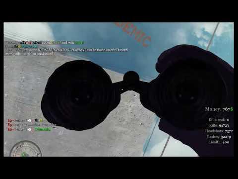 -¤Call Of Duty 2¤- Epidemic~ZOM -{Zombie Server}- °°6°°
