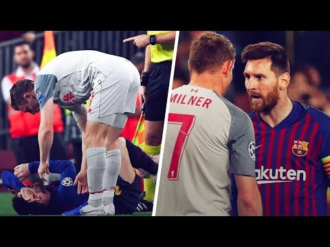 Football fans can't believe what Messi said to Milner - Oh My Goal