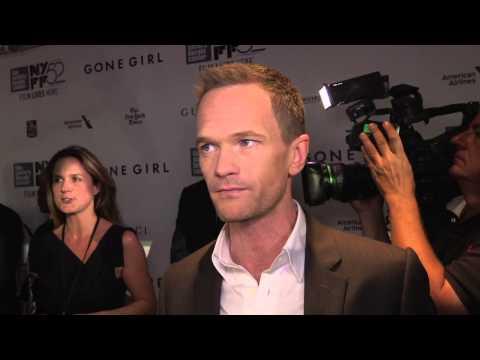 "Gone Girl: Neil Patrick Harris ""Desi Collings"" New York Movie Premiere Interview"