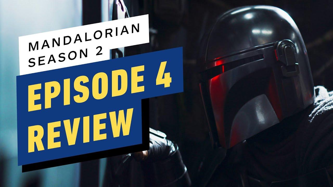 The Mandalorian: Season 2, Episode 4 Review - IGN