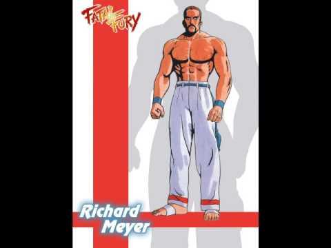 Fatal Fury - Haremaa-Kyou Capoeire-ha tatakai no uta (Richard Meyer Theme) OST