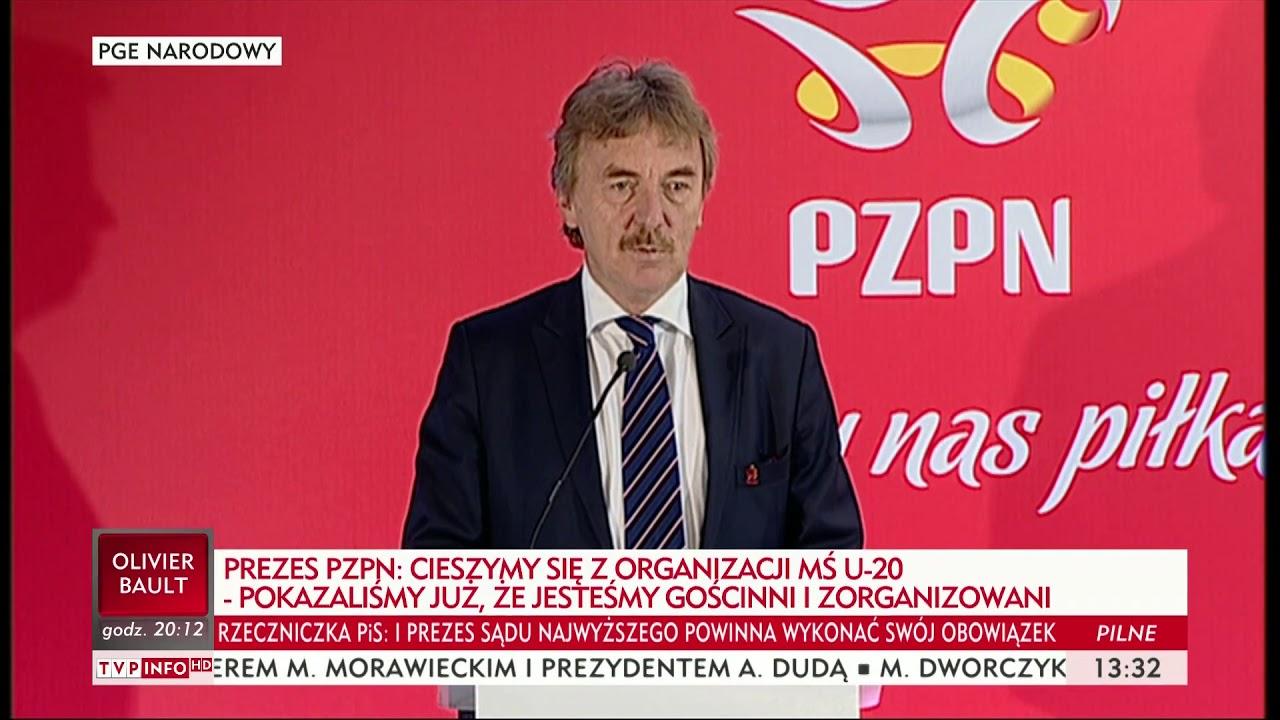 Zbigniew Boniek: ciarki mnie przechodzą, gdy patrzę na te stadiony