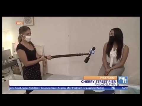 Cherry Street Pier Artist Residency