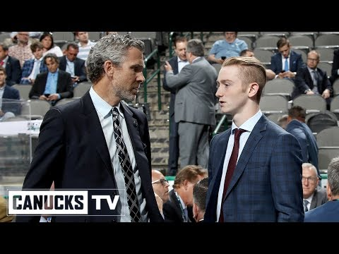 Canucks Draft Tyler Madden 68th Overall at the 2018 NHL Entry Draft