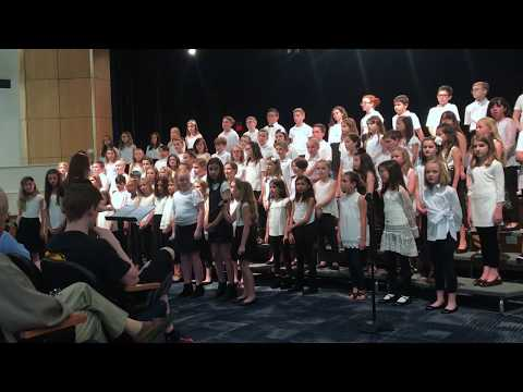 """""""If You Will"""" by Jon Kindred (Performed by Packanack Elementary School of Wayne, NJ)"""