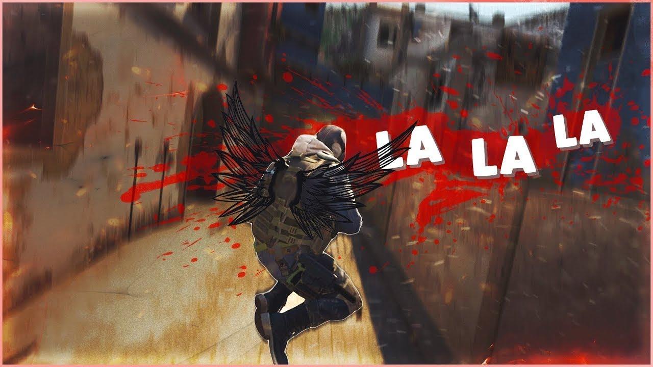 LALALA  Beat Sync Edit CSGO  Montage   .ft Y2K