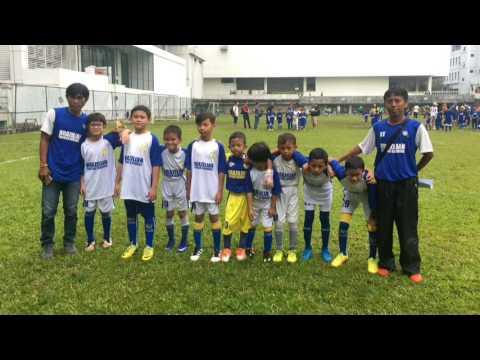 BSS Bekasi -  Brazilian soccer schools Internal cup 2017.