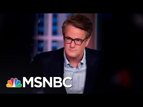 Joe: In A Crisis, Donald Trump Will Listen To H.R. McMaster Over Steve Bannon | Morning Joe | MSNBC