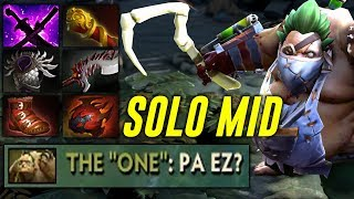 PUDGE CARRY Highlights [Subscribers Plays] Dota 2