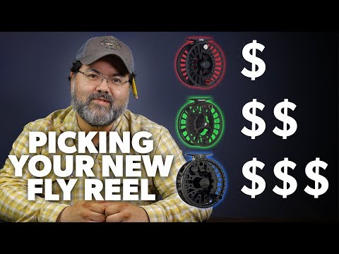 PICKING Your NEW Fly Reel | What To LOOK FOR In A Reel!