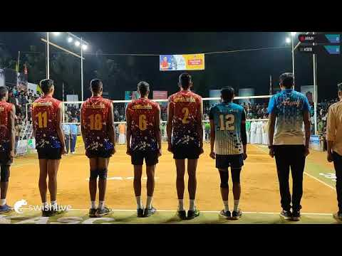 Download INDIAN ARMY vs  KSEB   Best volleyball match ever#volley live