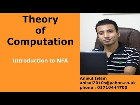Theory of computation Bangla tutorial 55 : Introduction to N