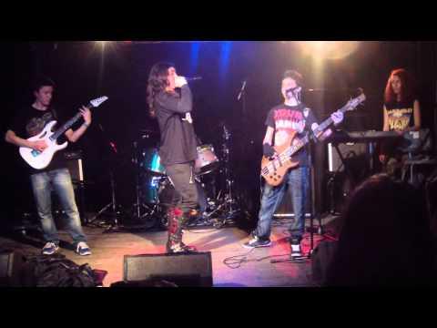 5 SOULS-Holy wars (Megadeth Cover) LIVE razzmatazz 3