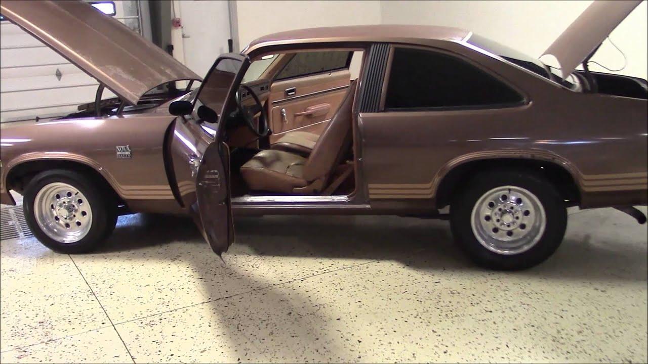 1979 Chevrolet Nova Rally